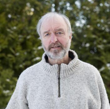 Jan Helge Fosså ved Havforskningsinstituttet. (Foto: Havforskningsinstituttet)