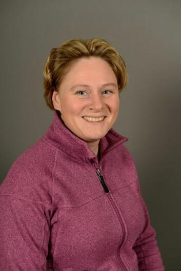Forskar Johanna Järnegren i NINA. (Foto: Arnstein Staverløkk, NINA)
