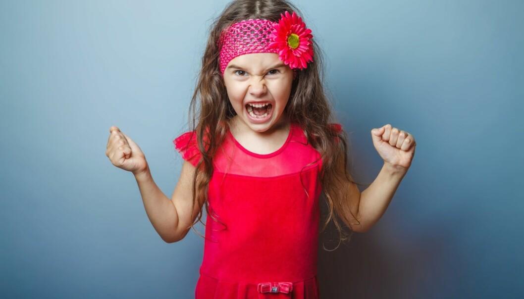 Aggresjon hos barn er ikke nødvendigvis et onde. Det kan være en logisk respons dersom barnet er utsatt for vold og overgrep. (Foto: Microstock, NTB scanpix)