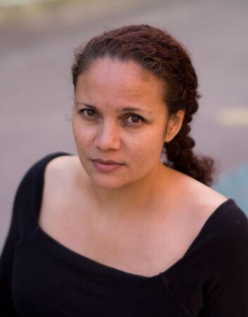 Tatyana Ducran Valland har fått et innblikk i politiets indre liv, i sin doktorgrad. (Foto: Kjersti Lassen)