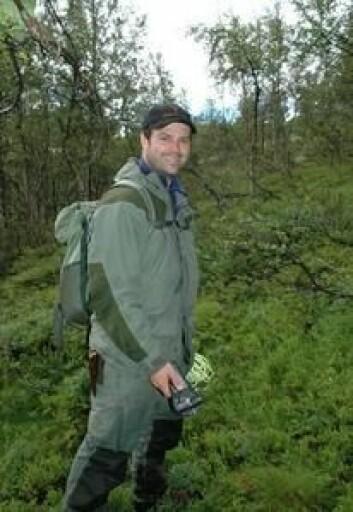 Lasse Asmyhr er forsker ved Campus Evenstad, Høgskolen i Hedmark sin avdeling i Østerdalen. (Foto: Privat)