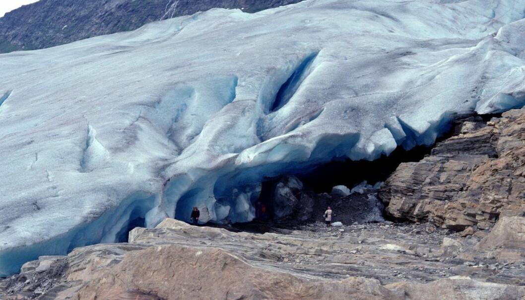 Ikke fri og åpen debatt hos Klimarealistene