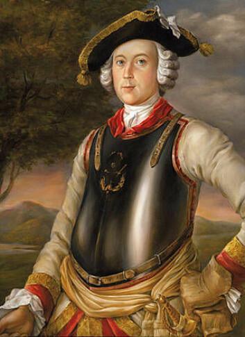 Skrønemakeren Hieronimus Karl Friedrich, Freiherr von Münchhausen fikk et syndrom oppkalt etter seg fordi han skrøt av umulige bragder på sine mange reiser. Men det er ingen tegn på at baronen simulerte sykdom for å få oppmerksomhet. (Foto: (Illustrasjon: G. Bruckner/Wikimedia Commons))