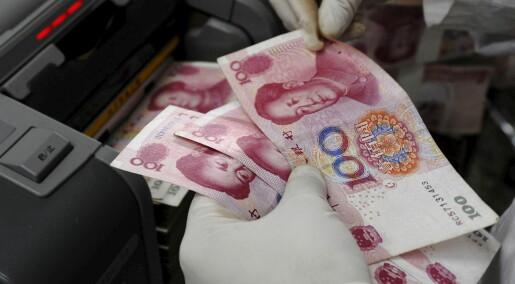 – Dette kan være starten på Kinas kollaps