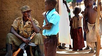 Barndom påvirker psykisk helse mer enn krig