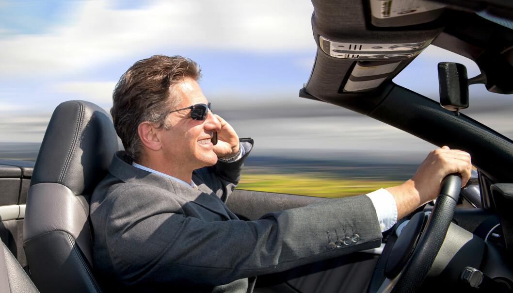 Det er ikke bare bedriftens ve og vel som står i hodet på topplederne. En studie på toppledere i New Zealand viser at utsiktene til å oppnå offisielle ærestitler er vel så viktig.  (Foto: Microstock)