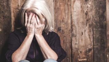 Kvinner oppgir at brutte kjærlighetsforhold gjør mer følelsesmessig og fysisk vondt enn menn. Det kan skyldes at kvinner er mer selektive i utgangspunktet, og derfor rammes hardere hvis forholdet tar slutt.  (Illustrasjonsfoto: Microstock)