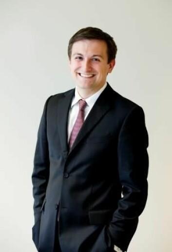 Forsker ved Institutt for finans på Norges Handelshøyskole (NHH) Konrad Raff. (Foto: NHH)