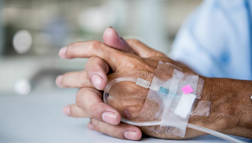 Cellegift gjør mer skade enn nytte mot slutten av livet