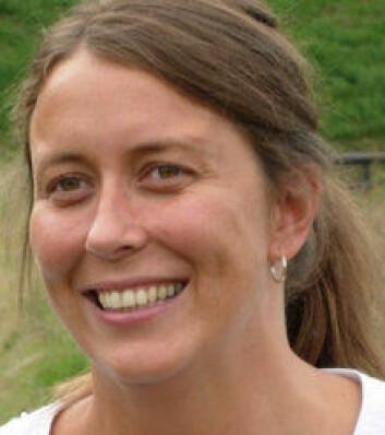 Gunvor Elise Nagel-Alne. (Foto: Jan Gravning)