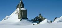 Stein i Antarktis avslører isdekke
