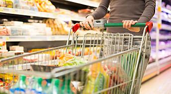 Miljøbevisste shoppere er svake for usunn mat