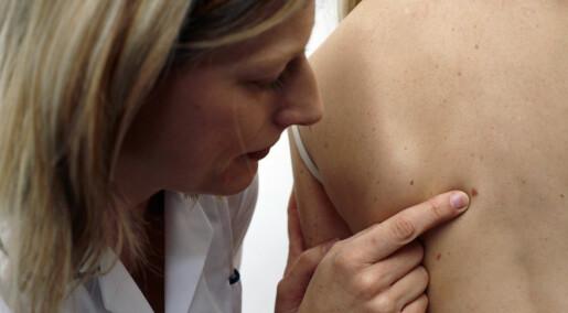Oppdaget nye gener for føflekkreft