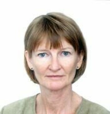 Ragnhild Hellesø. (Foto: Privat)