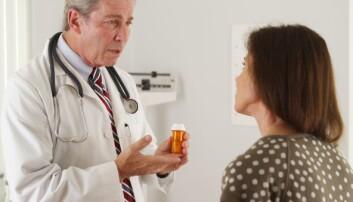 Når en fastlege går av med pensjon, overtar en annen lege pasientene. Det kan gi endringer i antall sykemeldinger – i den ene eller den andre retningen. (Illustrasjonsfoto: Microstock)