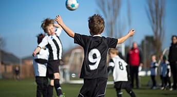 Skolegårder favoriserer fotballgutter