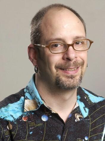 Jon Jenkins leder NASAs leting etter jord-lignende planeter. (Foto: Seth Shostak/Seti Institute)