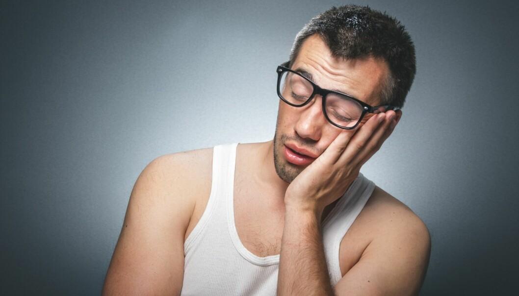 Mangel på søvn og stress er en dårlig kombinasjon for hukommelsen din. (Foto: Microstock)