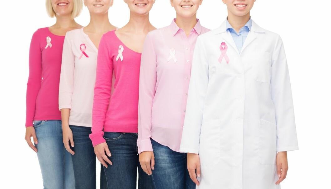 Hvilke brystkreftpasienter trenger ikke behandling?