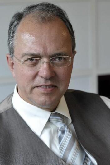 Lex Bouter. (Foto: Vrije Universiteit)