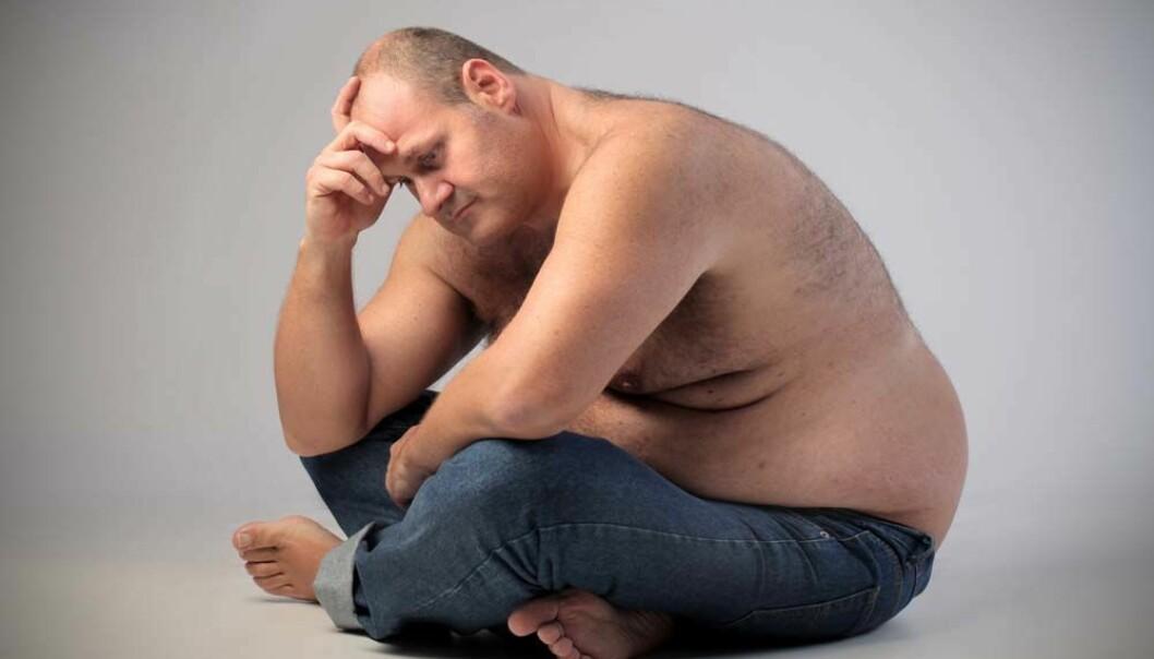 Mange med fedme prøver å gå ned i vekt. Svært få klarer å komme tilbake til normalvekt, ifølge britiske forskere.  (Illustrasjonsfoto: Microstock)