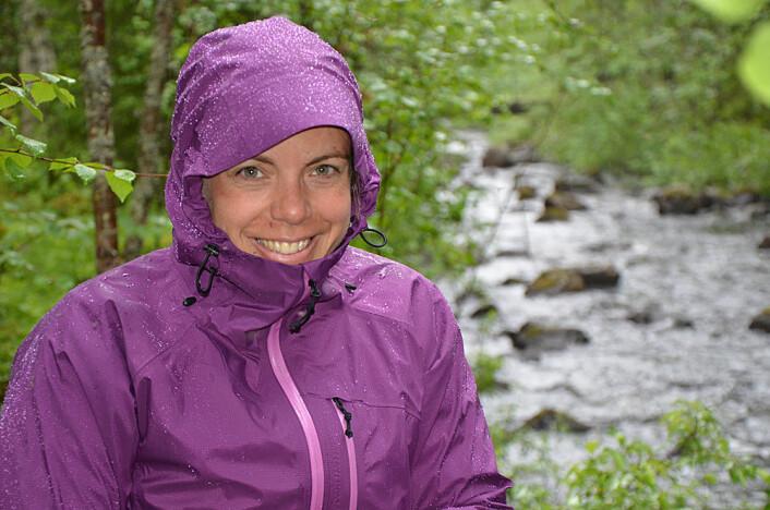 Eliza Maher Hasselquist er forsker ved Umeå universitet. (Foto: Eliza Maher Hasselquist)