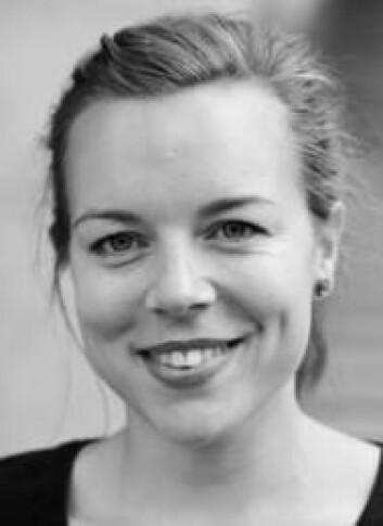 Janne Wiken Halvorsen forsker på kvinnelige helse- og treningsbloggeres syn på idealkroppen.  (Foto: privat)