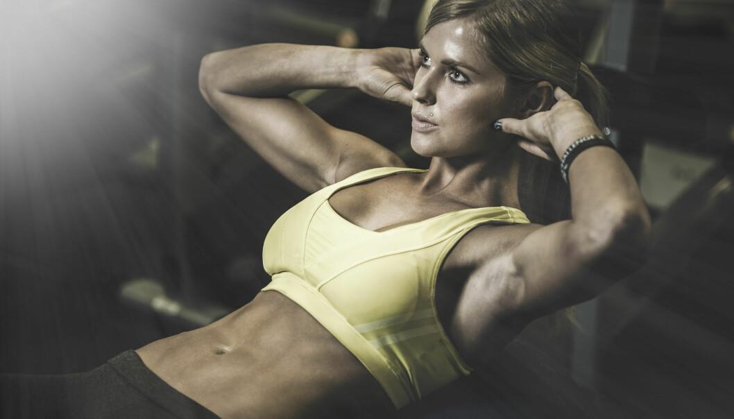 Kroppsfokuset som preger trenings- og kostholdsblogger er med på å definere hva som er en attraktiv kropp, ifølge norsk forsker.  (Foto: Microstock/NTB scanpix)