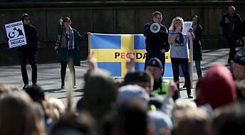 Kronikk: Pegida marsjerer fortsatt gjennom Vest-Europa