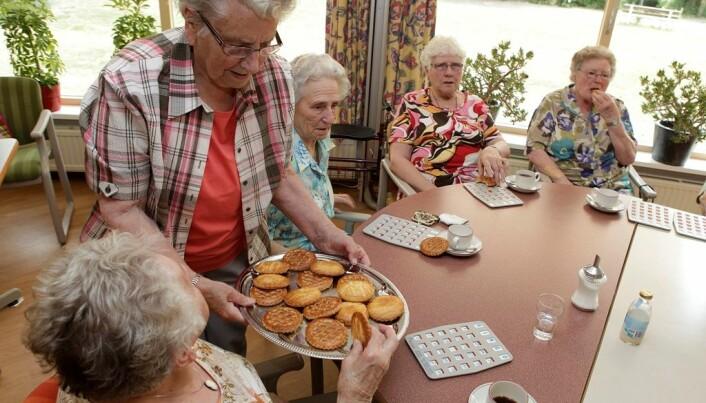 Slik fungerer demens-landsbyer i Norge