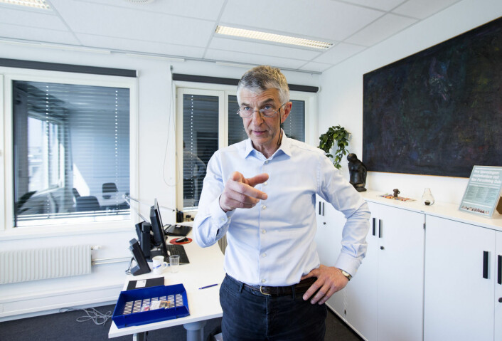 Joakim Lystad fikk 10. april 2015 sparken fra jobben som NAV-direktør. Etaten er en komplisert konstruksjon vedtatt av politikere. Likevel er det ikke politikere som må ta ansvar. (Foto: Gorm Kallestad, NTB scanpix)