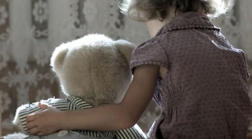 Mishandling i barndommen seksdobler risikoen for selvskading