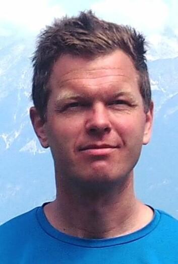 Lærar Bård Åsnes (Foto: (Fpto: Privat)