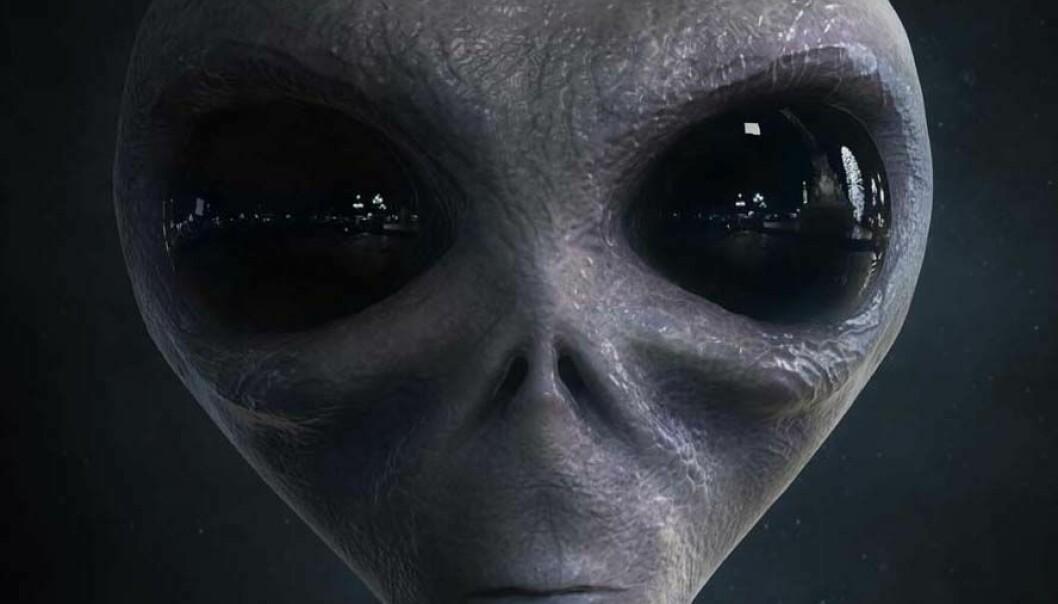 I filmer og annen fiksjon har utenomjordiske vesener en tendens til å ligne usannsynlig mye på oss. Men kanskje er ikke disse forestillingene så langt fra mål som vi skulle tro? (Illustrasjonsfoto: Microstock)