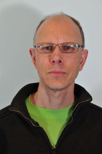 Christian Krohn-Hansen. (Foto: UiO)