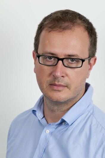 Keir Martin. (Foto: UiO)