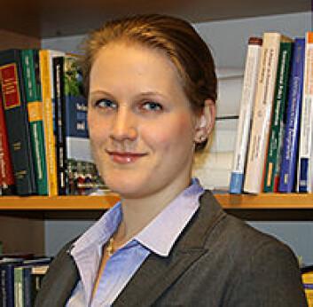 Froukje Maria Platjouw mener vi trenger konkrete metoder for å verdisette natur. (Foto: Universitetet i Oslo)