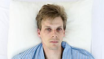 I den nye studien  ble fotografiene av trøtte mennesker vurdert mer negativt enn bildene som ble tatt etter at de hadde fått nok søvn. (Foto: Microstock)