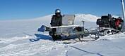 Til Svalbard for å finne liv på Mars