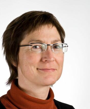 Nina Trandem (Foto: E. Fløistad, NIBIO)