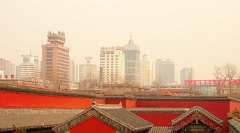 Historisk miljøengasjement endrer Kina
