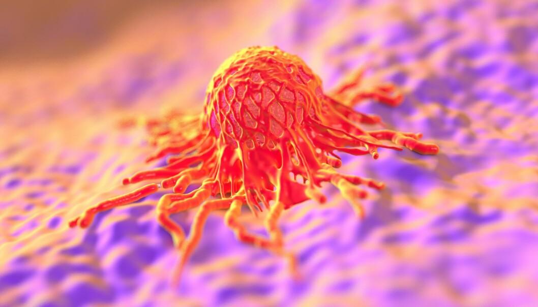 Brystkreftceller planlegger spredning