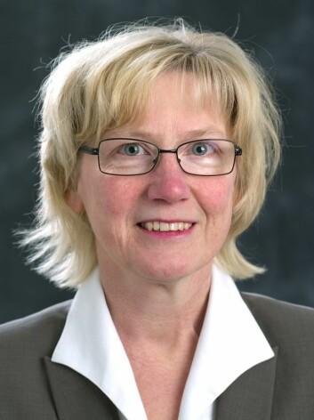 Forskningsleder Agneta Richter-Dahlfors håper cella i framtida kan forbedre behandlinga av nevrologiske sykdommer.  (FOTO: ULF SIRBORN)