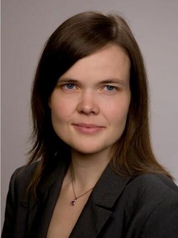 Forskar Kristine Lillestøl.  (FOTO: UNIVERSITETET I OSLO)