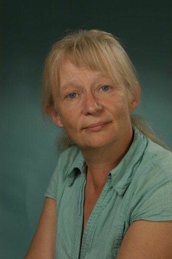 Kristina Bjureke er botaniker og universitetslektor ved Naturhistorisk museum i Oslo. (Foto: UiO)