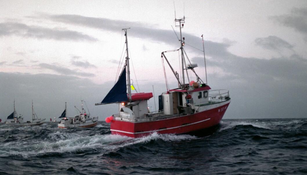 Neste generasjon fiskebåter kan komme til å gå på batteri. (Illustrasjonsfoto: Jean Gaumy, Norges sjømatråd)