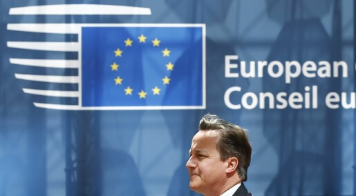 Britenes fire valg etter Brexit