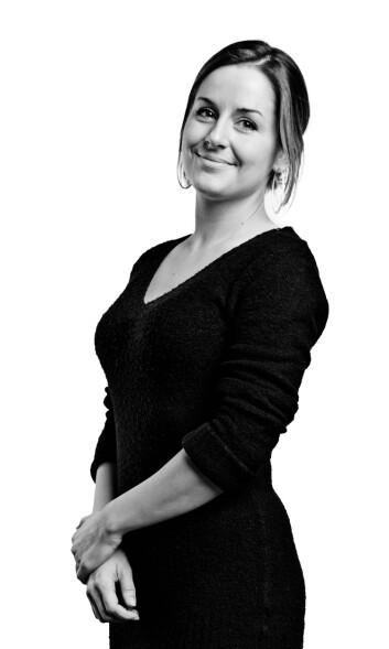 Anja Bye er forsker ved K.G. Jebsen Senter for hjertetrening (CERG) ved NTNU. (Foto: NTNU)