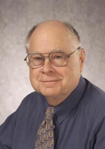 Borucki er sjefsforsker i Kepler-prosjektet, og holder til ved Ames Research Center i California. (Foto: NASA)