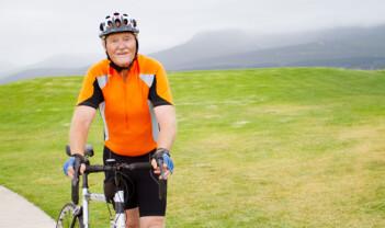 Syklister lever lenger
